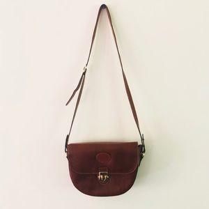Gold Coast • vintage crossbody purse